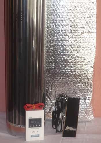 Ágy alatti melegítő csomag
