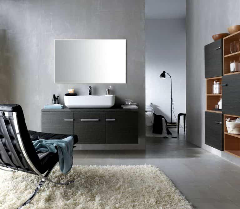 Tükör Infrapanel a fürdőszobában